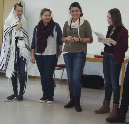 jüdische Gebetskleidung