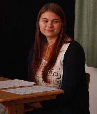 Leserin Sarah