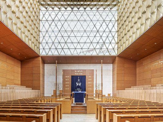 Ohel-Jakob-Synagoge
