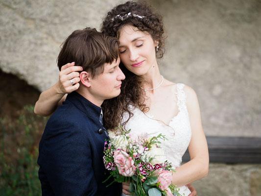 Hochzeit auf Burg Lockenhaus