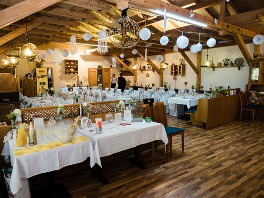 Hochzeit Gasthaus Zeche Großhöflein