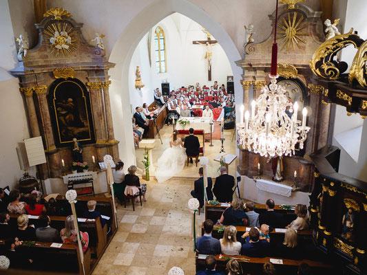 Hochzeit in Feistritz am Wechsel