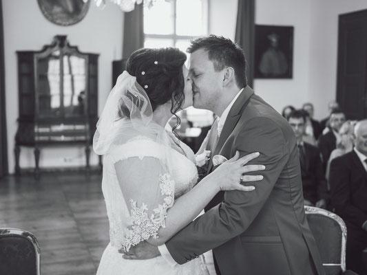 Hochzeit auf Schloss Mailberg im Weinviertel