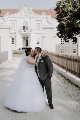Hochzeit im Liechtenstein Schloss Wilfersdorf