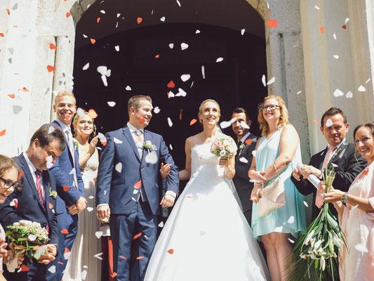 Hochzeit im Weinviertel