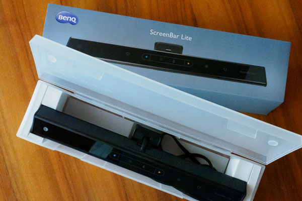 BenQ ScreenBar Lite e-Reading Lampe