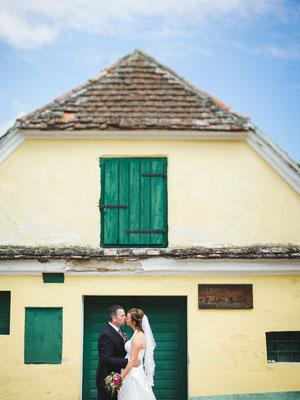 Hochzeit in Hollabrunn