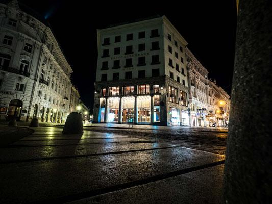 Nachtfotografie in Wien