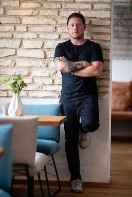 Restaurant Fat Georg in Essling - Portrait Stefan Krennmayer