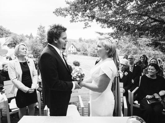 Hochzeit in der Meierei Gaaden