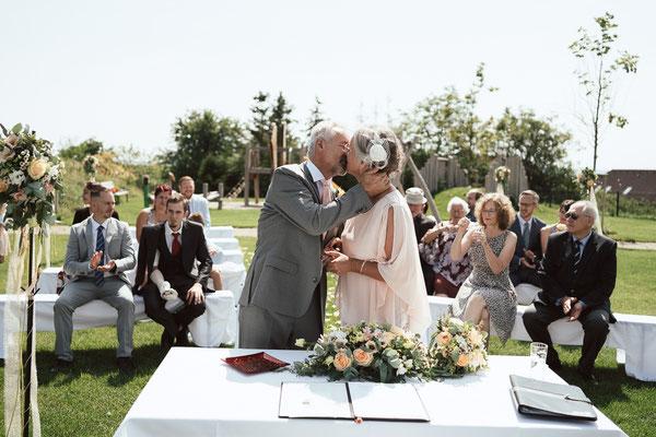Hochzeit im W4 in Röschitz