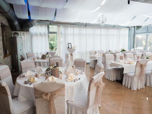 Gasthaus Hansi - Hochzeitsgarten Lobau