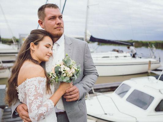Hochzeit im Seehotel Rust