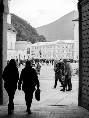 Street Photography in Salzburg