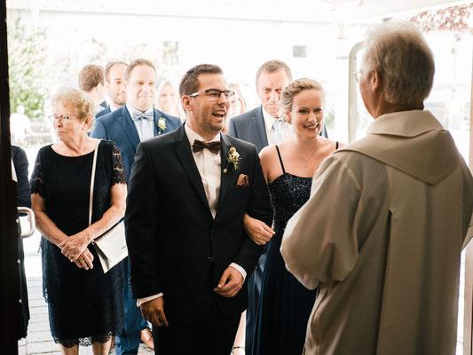 Hochzeit in Ziersdorf