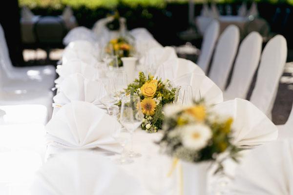 Hochzeit im Berghotel Tulbingerkogel