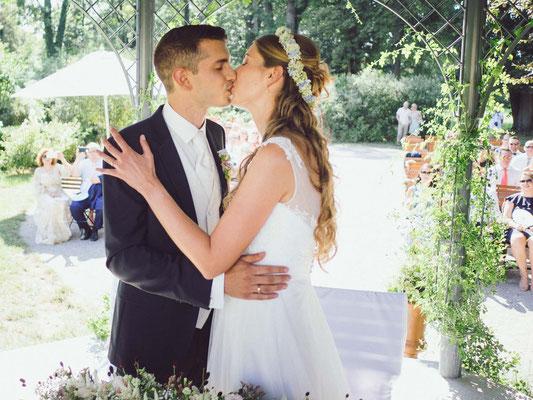 Hochzeit im Schloss Eckartsau