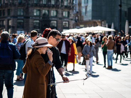 Street Photography in Wien