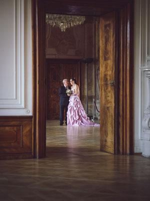 Hochzeit im Schloss Hetzendorf