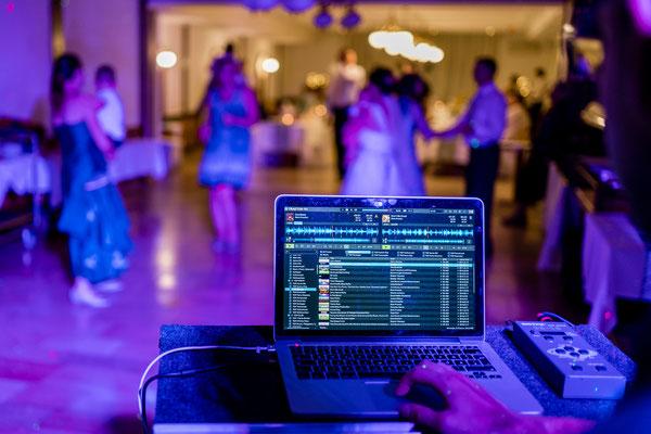 Hochzeitsfeier Hotel Stich Manhartsbrunn DJ GS