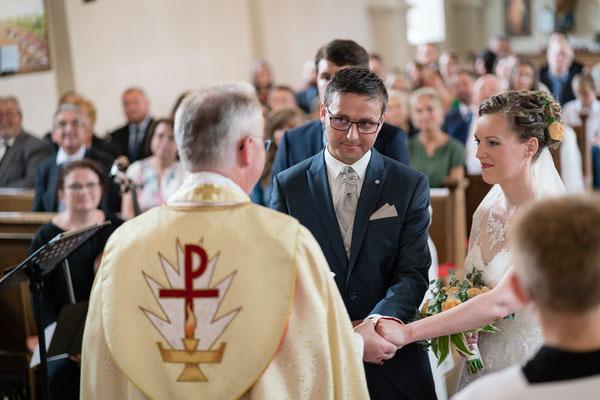 Hochzeit in Hafnerbach