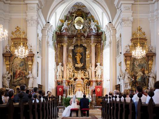 Hochzeit in Ravelsbach