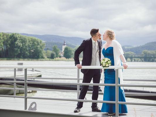 Hochzeit in Krems