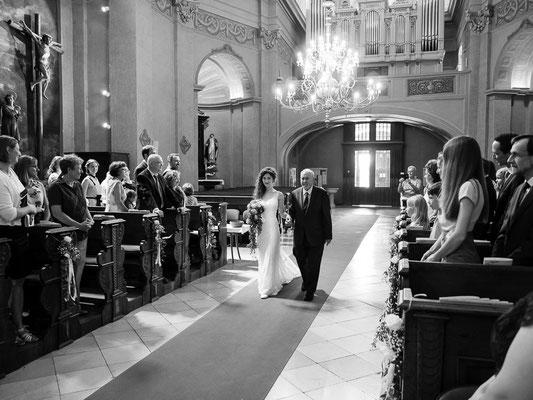 Hochzeit in Lockenhaus