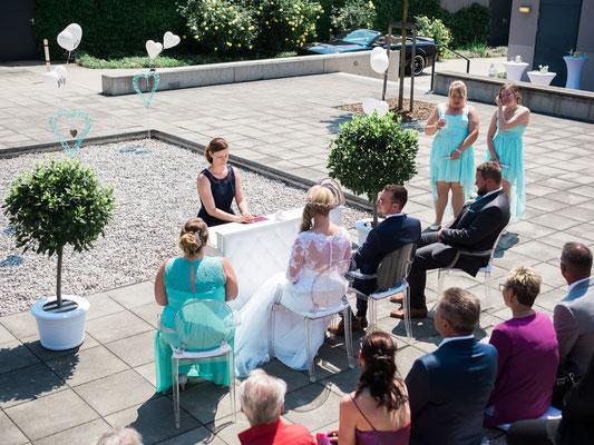Hochzeit im Museum Mamuz in Mistelbach