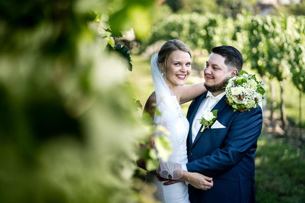Paar Foto Shooting beim Matrimonium Kollnbrunn