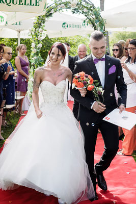 Hochzeit im Lokal Chadim