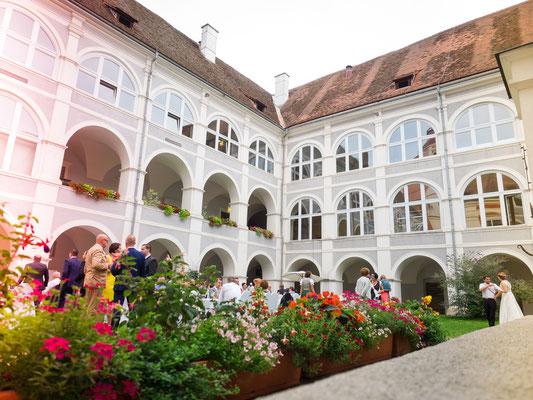 Hochzeit Stift Pöllau