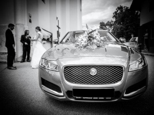 Hochzeit in Horn