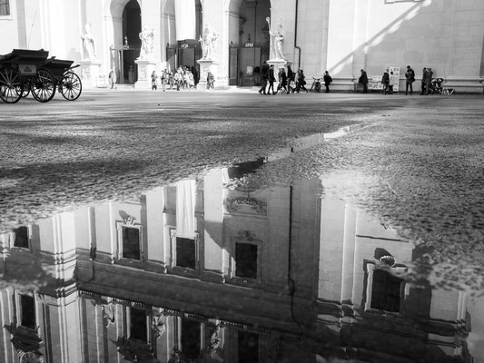 Street Photography in Salzburg