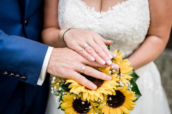 Hochzeits Paar Foto Shooting in Hautzendorf