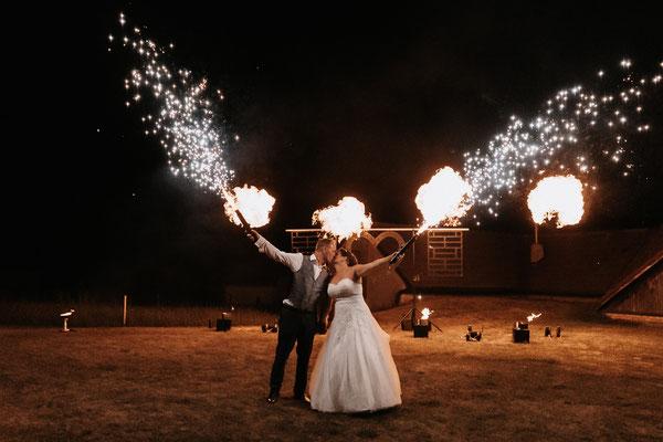 Feuershow, Matrimonium Kollnbrunn