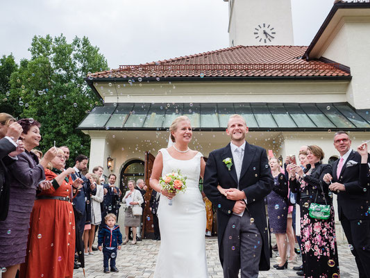 Hochzeit in Velden