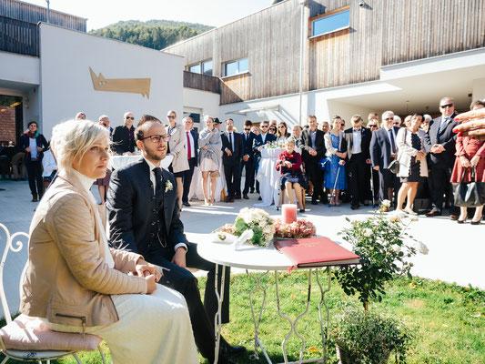 Hochzeit in Thernberg