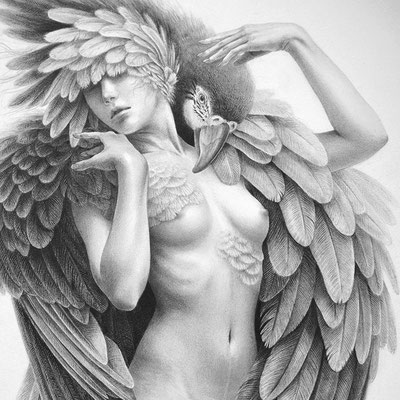 「Metamorphose -Bird's heart-」部分