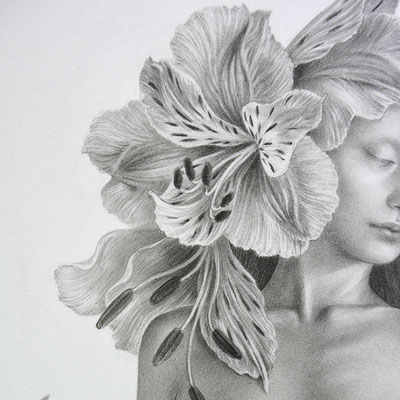 「Metamorphose -dreaming flower-」部分