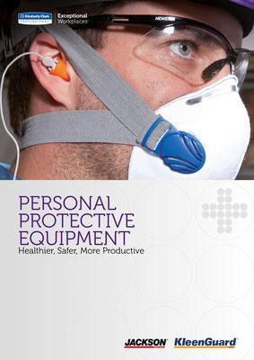 Umsetzung eines Produktkataloges für Persönliche Schutzausrüstungen für Kimberly-Clark Professional
