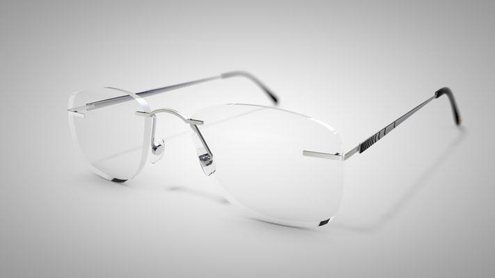 Visualisierung einer Brille - Nigura Metzler