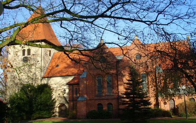 Johannes-der-Täufer-Kirche in Mellinghausen