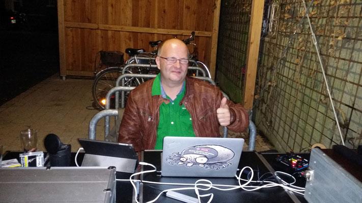 DJ. Christoph
