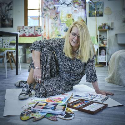 Tanja Trenker - Künstlerin