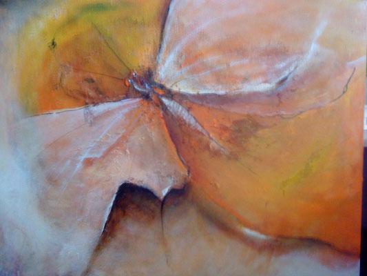 """""""ab in die Freiheit"""" von Tanja Trenker 60x80cm, 2012"""