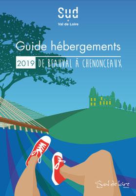 Visualiser le guide hébergements Sud Val de Loire