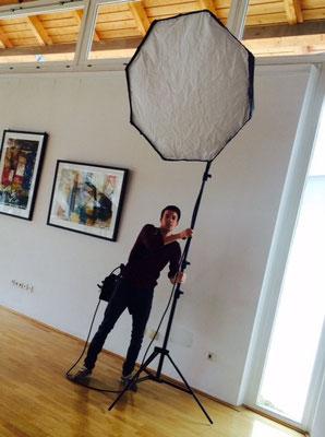 Der Fotograf Tobias Egle