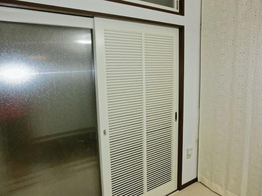 ケイプラスの施工事例〜和室のリノベーションでルーバー建具を採用