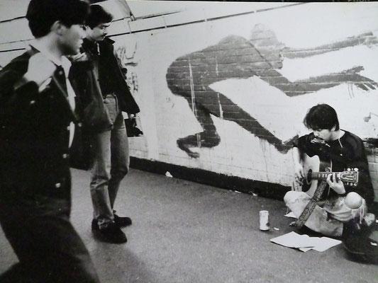 矢野忠 新宿路上 1994頃